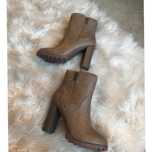 JustFab 'Jessie James Decker' booties